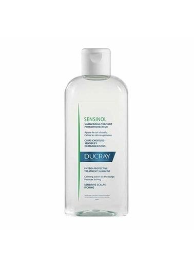 Ducray Ducray Sensinol Rahatlatıcı Renklendirici Içermeyen Şampuan 200 Ml Renksiz